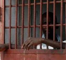 Vidéo: A la prison de Kaolack, 4 détenus prennent le large