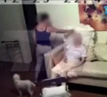Vidéo choquante: une vieille dame atteinte d'Alzheimer maltraitée par son aidante