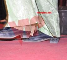 Insolite: Les nouvelles chaussures du guignol de la musique Sénégalaise. No coment!