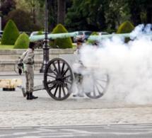 4 avril 2016-56e anniversaire de l'indépendance du Sénégal: Historique des 21 coups de canon