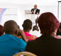 L'ambassade des Etats Unis à Dakar forme 28 équipes d'entrepreneurs de l'Afrique de l'Ouest
