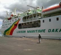 Transport : le navire Aline Sitoé Diatta va observer un arrêt des rotations sous peu