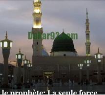Poème sur le prophète: La seule force