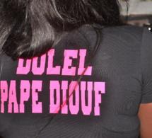 """Cérémonie de lancement d'un mouvement """"Dolel Pape Diouf"""""""