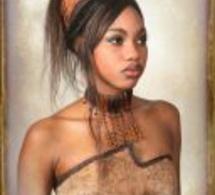 Deeja Diop l'ex miss Labado toute ravissante