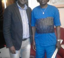 Le Président de l'observatoire de la musique et des Arts chez Baaba MAAL