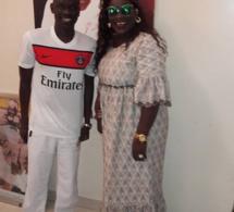Pape Diouf, Ngoné Ndiaye Gueweul, ça sourit !