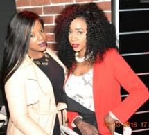Les deux soeurs jumelles de Mureaux à Paris en toute complicité Zeinab Dia et Michou
