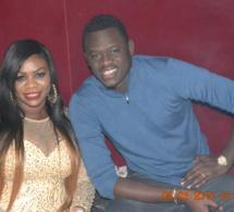 Daba Seye en compagnie de Omaro.