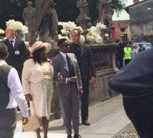 Les images inédites du mariage de Samuel Eto'o