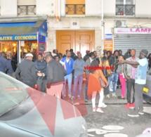 REPORTAGE VIPEOPLES: 18eme Arrondissement de Paris, la rue Doudeauville le coin adoré des Sénégalais.