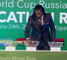 Vidéo- Coupe du Monde de la FIFA, Russie 2018 : Le Sénégal dans la même poule que l'Afrique du Sud, le Burkina et le Cap-Vert