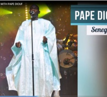 PAPE DIOUF AU FESTIVAL MADISON MARQUETTE AVEC NEW AFRICAN PRODUCTION;