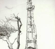 Mont Rollant Thiès : Le pétrole au Sénégal ( Archive 1960)