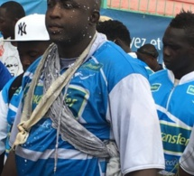 Arrivée de Lac De Guiers 2 au stade Demba Diop