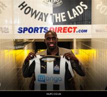 Officiel: Mohamed Diamé à Newcastle pour 3 ans