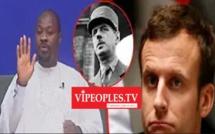 La France massacrée par Guy Marius Sagna quand De Gaulle disait que les terroristes...
