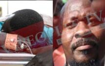 Urgent Guy Marius hospitalisé après l'@gression  de Nianing100 Mille Jeunes Pour 5 Milles Emplois...