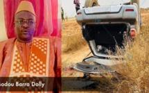Urgent après l'accident Modou Bara Dolly s'adresse aux sénégalais pour rassurer