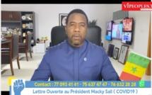 """Gestion Covid19: Bougane Guéye du mouvement """"GUEUM SA BOOP"""" dresse une liste de questions au président Macky Sall."""