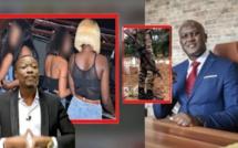 Révélations de Tange sur Amadou fils de Macky et P S Badiane les thi@ga de Mbacke le solda arnaqueur