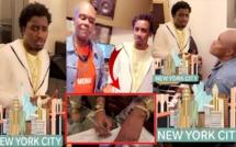 URGENT: Waly Seck vient de signer un gros coup avec le rappeur américain pour un featuring pour bientot