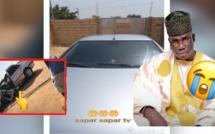 """Urgent: Regardez comment Mbaye """"Sapar Sapar"""" est m0rt avec la voiture de son rêve"""