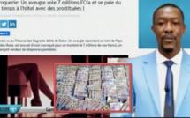 urgent: Tange Tandian fait des révélations sur l'aveugle escroc 7 millions et ses prostituée dans...