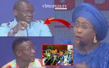 """URGENT Mame Diarra Fam se fâche sur la Sen tv""""Il faudra respecter l'assemblé c'est une institution"""