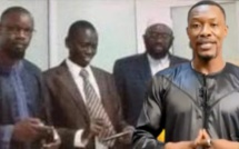 URGENT: PHOTO Tange démasque Sonko dans son jeu avec les mourides: hier salafiste tay mouride